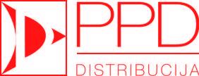 PPD distribucija logo
